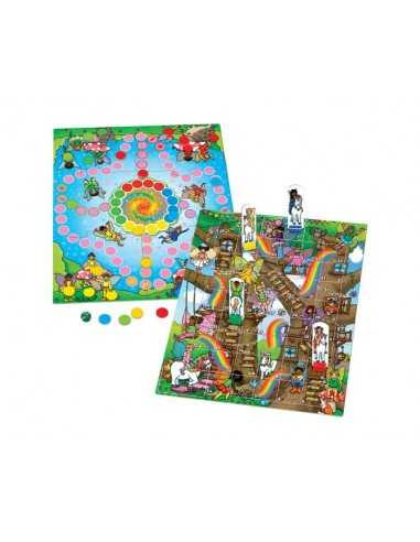 Orchard Toys Fairy Snakes & Ladders &...