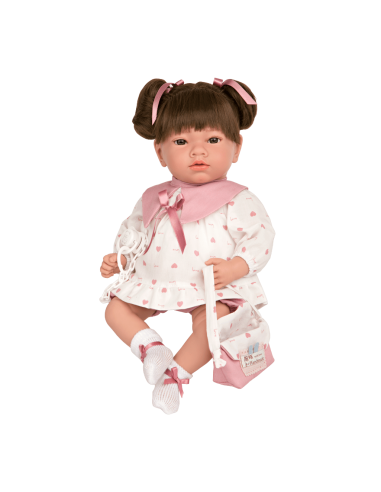 Arias 40cm Doll Aria Pigtails with...