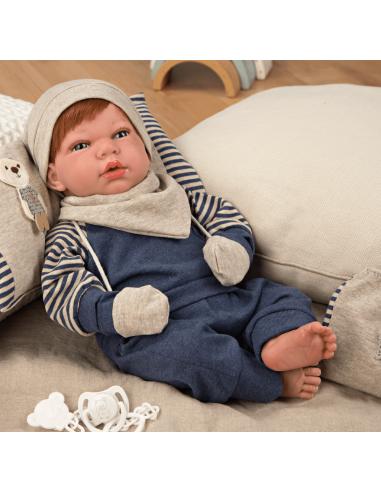 Arias Weighted Reborn Doll 40cm -...
