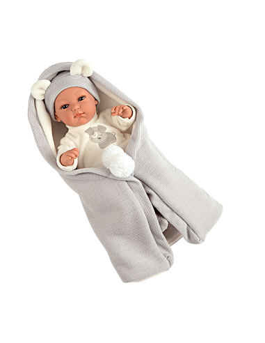 Arias 33cm Doll Erea with Blanket +...
