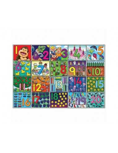 Orchard Toys Big Number Jigsaw