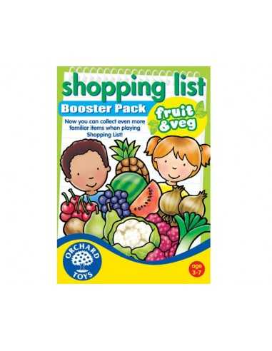 Orchard Toys Shopping List Fruit and...