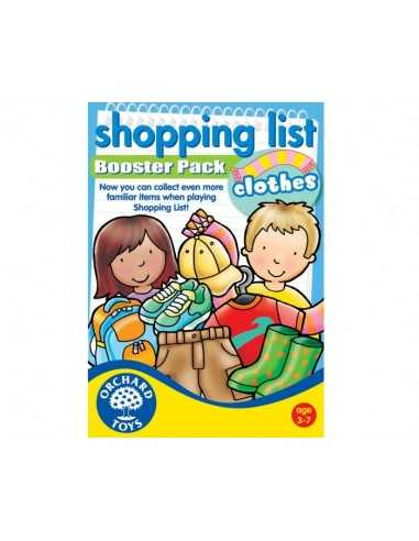 Orchard Toys Shopping List Clothes...