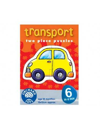 Orchard Toys Transport Puzzles