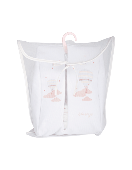 Arias Nappy Holder - including 4 x Nappies Roma