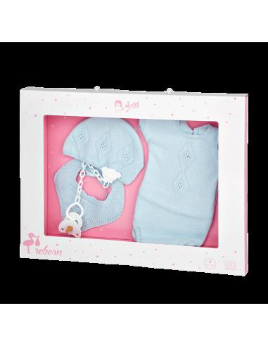 Arias Clothing Set for a 45cm Reborn...