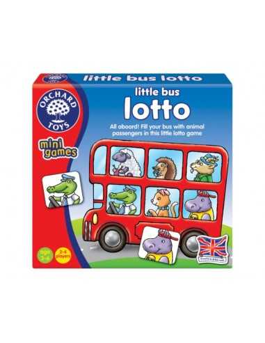 Orchard Toys Little Bus Lotto
