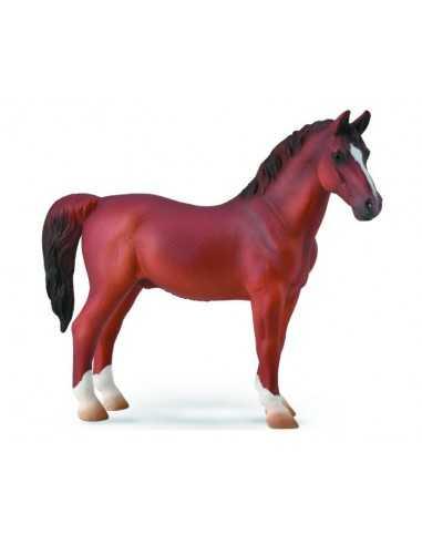 CollectA Hackney Stallion Chestnut