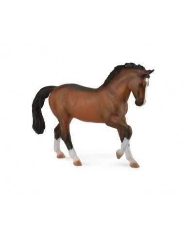 CollectA Warmblood Stallion-Bay