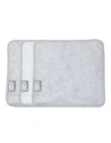 Shnuggle Baby Wash Cloths Grey Pack...