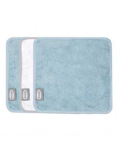 Shnuggle Baby Wash Cloths Blue Pack...