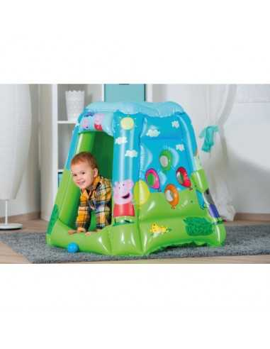 Dolce Peppa Pig Inflatable Ball Pit