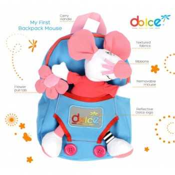 Dolce My First Backpack Mouse