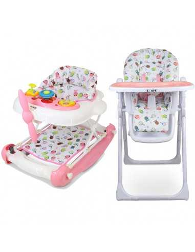 Isafe Mama Highchair + 2in1 Aero...
