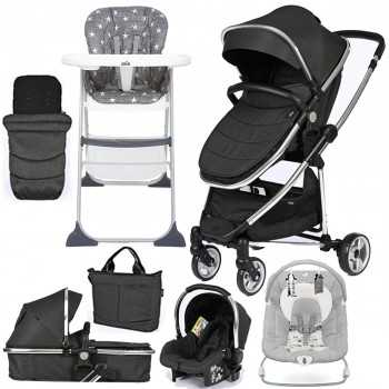 Babyco Belize Pramette With...
