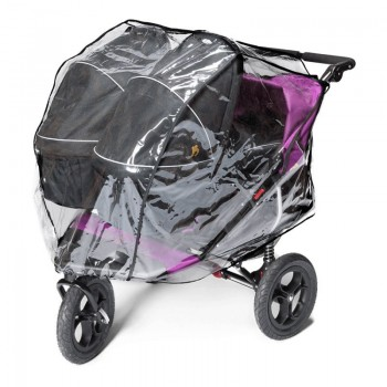 Brand new in bag Out n About single rain cover for Nipper Sport in clear