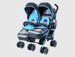 Optimum Twin Stroller