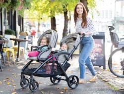 Joie Twin/Tandem Strollers