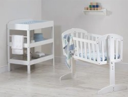 East Coast Crib & Moses Basket Stands