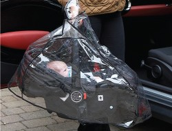 Car Seats Rain Covers