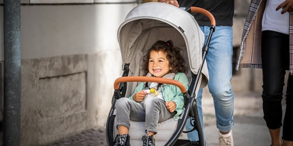 A Guide to Buying your First Pushchair